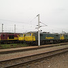 67030, 86609, 86613 and 86614 at Mossend on 20th June 2013