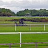 Both golf and horse race are popular in GB
