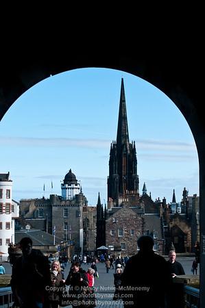 Edinburgh Day 2, Day 3, Day 4