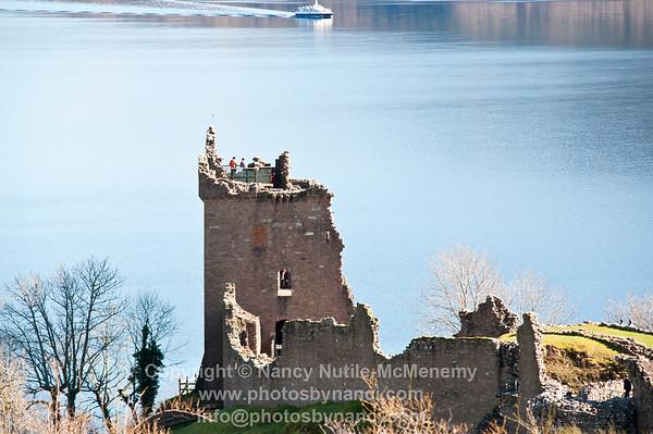 Loch Ness,  Fort William Day 7
