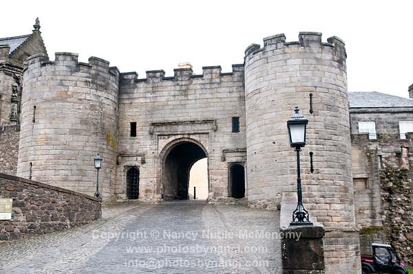Stirling Castle, Falkirk Wheel, Folk Music