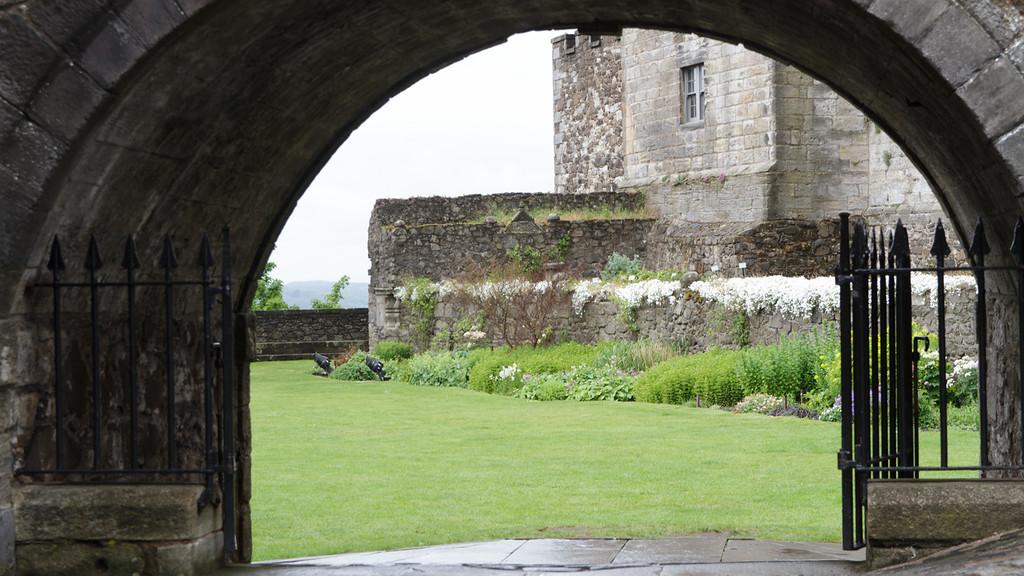 Scotland day-2 Stirling, Tullibardine