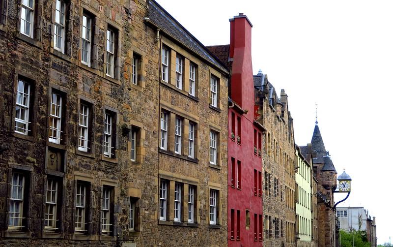 Visiting Edinburgh