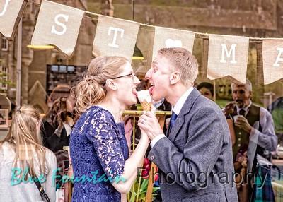 Ian and Annamieke's Wedding in Scotland