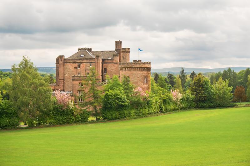 Dahousie Castle
