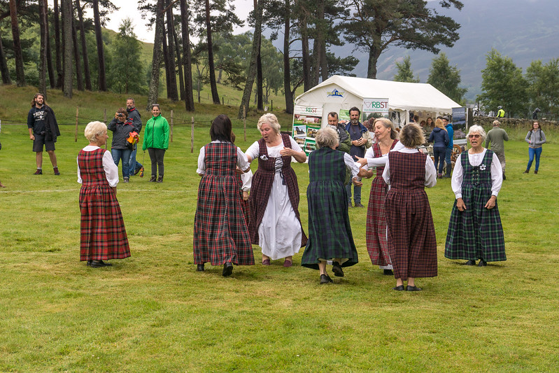 Scottish dancing - we would do some of this at Robert's wedding