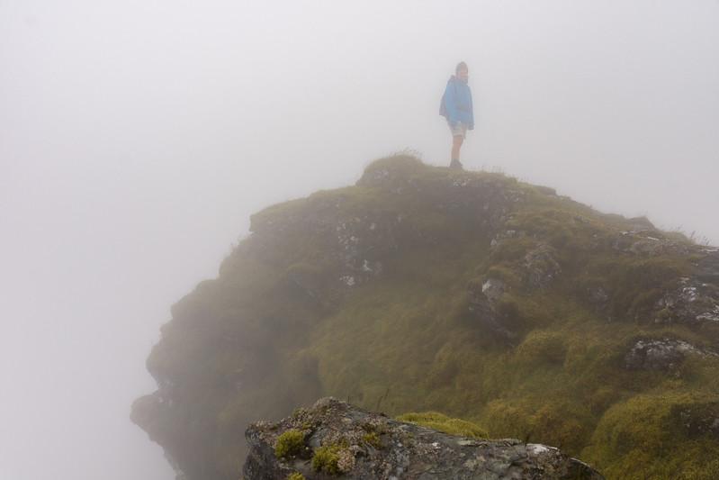 One of the minor peaks of Ben Lomond