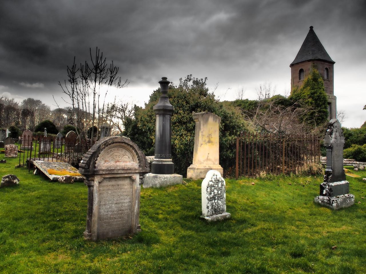 Cromarty, Scotland Cemetery