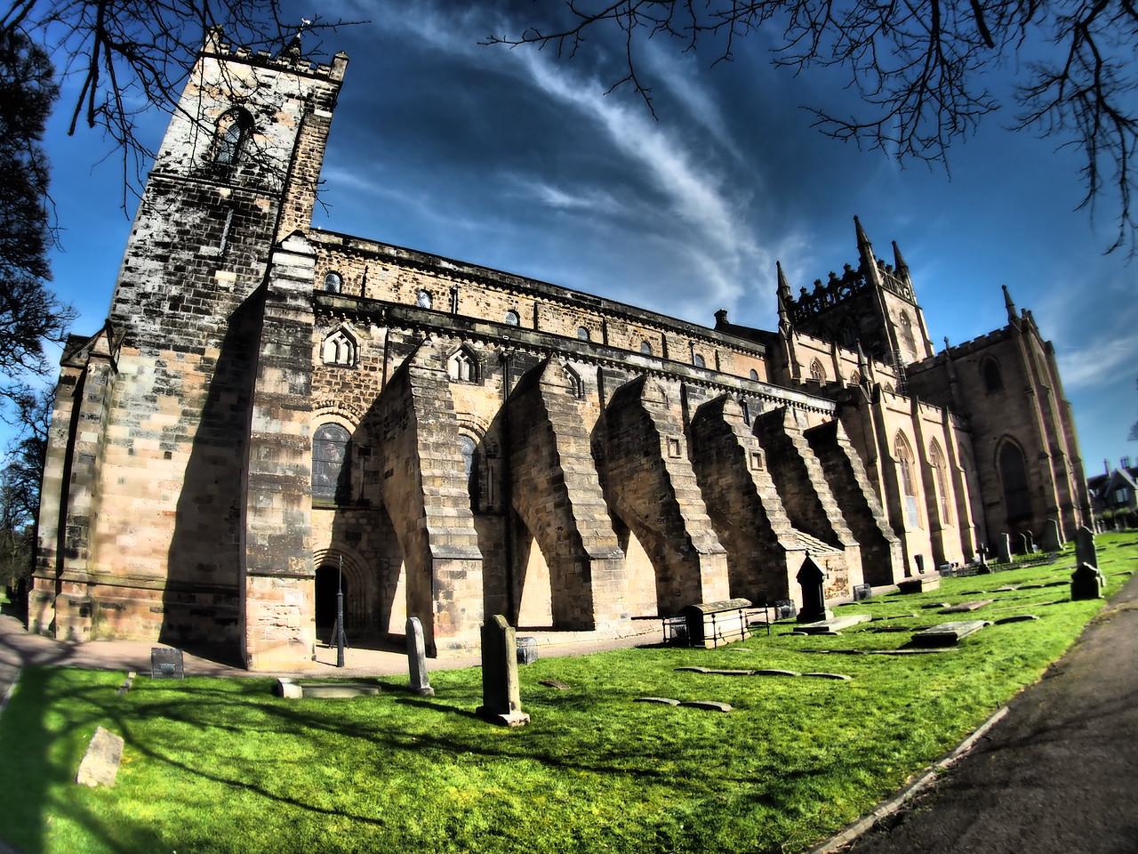 Dunfermline Abbey, Dunfermline, Scotland