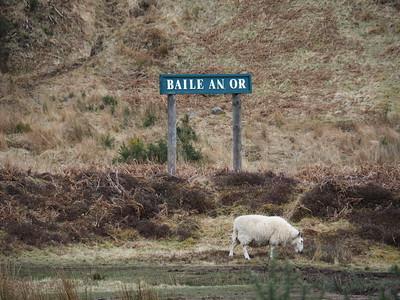 Baile An Or, Kildonan Scotland