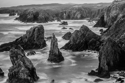 Mangersta Sea Stacks
