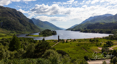 Near Glenfinnan Viaduct