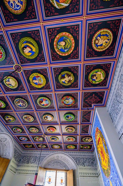 "Stirling Castle, ""Stirling Heads"""