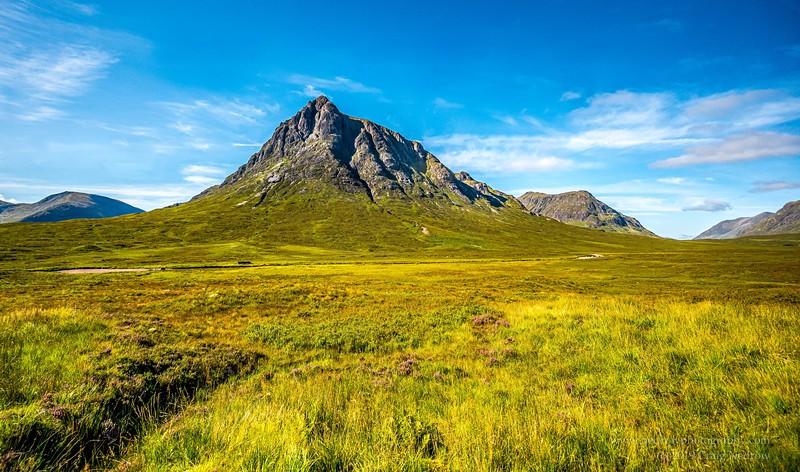 Highlands, Buachaille Etive Mòr Mountain