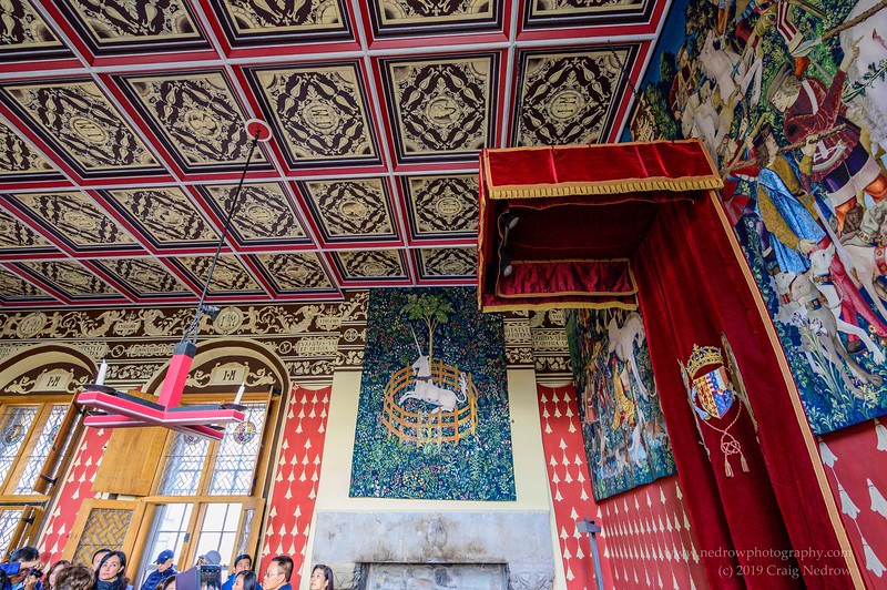 Stirling Castle, The Queen's Inner Hall