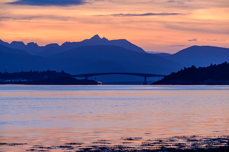 Skye Bridge and Isle of Skye