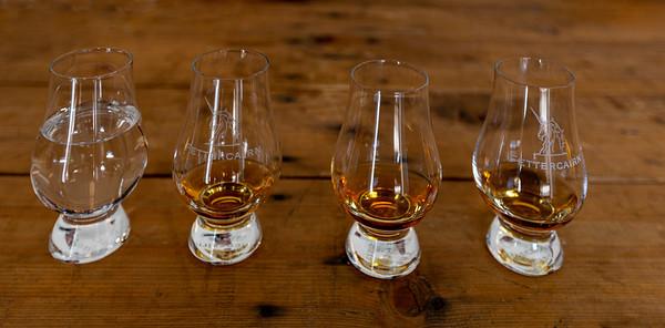 Fettercairn Distillery, Tour Tasting