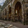 Edinburgh, Holyrood Abbey