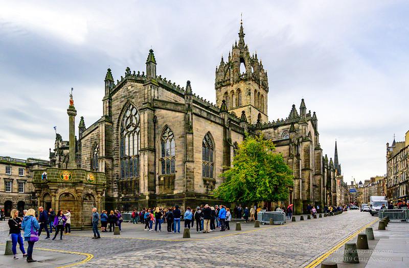 Edinburgh, St. Giles Cathedral