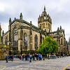 Edinburgh, St. Giles Cathedral