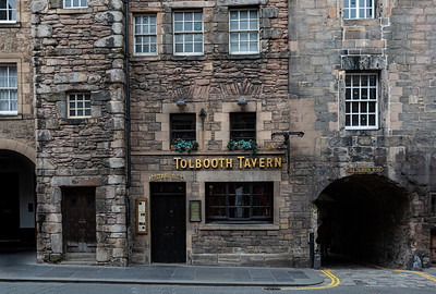 Tolbooth Tavern, 1820; Edinburgh, Scottand