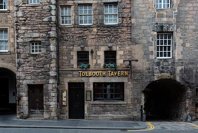 Tolbooth Tavern, 1820; Edinburgh, Scottand