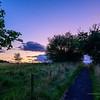 Walking path, Drymen