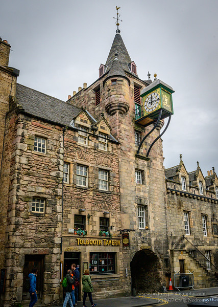 Edinburgh, Canongate Tolbooth