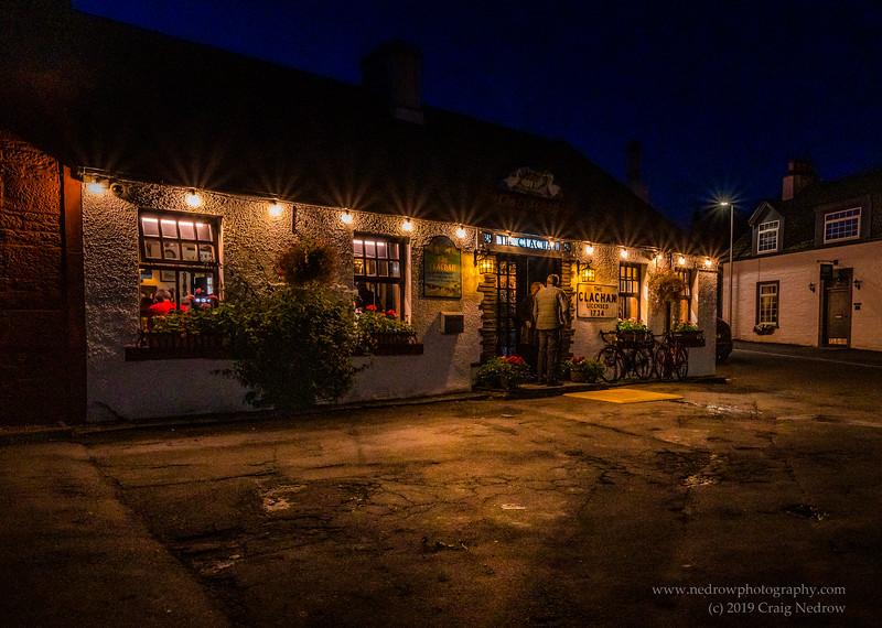 Clachan Pub, Drymen