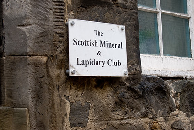 Oldest Lapidary Club in Europe