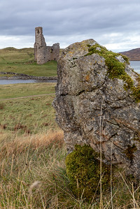 Ruins of old manors and castles dot the landscape