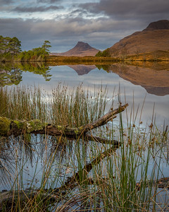 The Scottish highlands are a delightful place for landscape photography