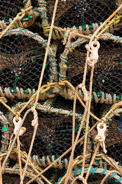 Lobster pots - Tobermory