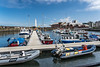 The harbour and port of Edinburgh, Scotland, United Kingdom, Europe.