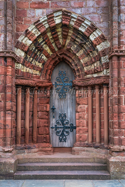 The St. Magnus Cathedral in Kirkwall, Orkney Isles, Scotland, United Kingdom, Europe.