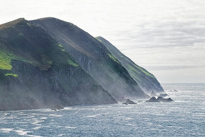 The Great Blasket Island Coast