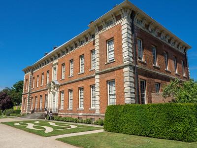 Helmsley & Beningborough Hall, England