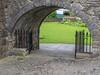Medieval gateway