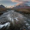 Trotternish Mountains, Isle of Skye