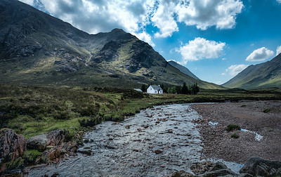 Glencoe cottage