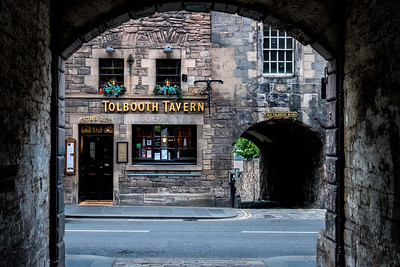 Tollbooth Tavern - Edinburgh