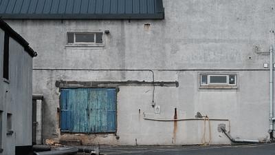 Soon to be restored Port Ellen distillery