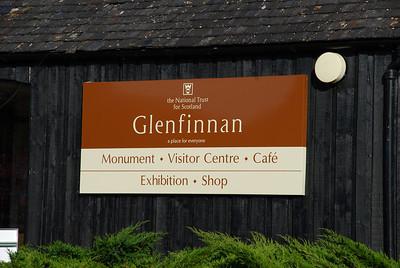 Scotland - Glenfinnan Monument