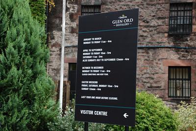 Scotland_Glen Ord & Dalwhinnie Distilleries