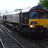 66743 1Z74 Aviemore - Dundee pauses at Dyce 09/07/16