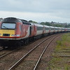 43308 on the rear of the Kings Cross service departs from Montrose 09/07/16