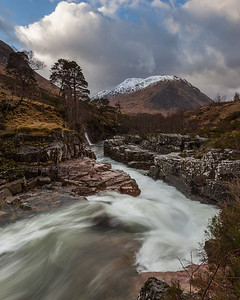 River Etive, Glen Etive (The Deer Enclosure)
