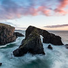 Stac-a Phris Sea Stack, Isle Of Lewis, Outer Hebrides, Scotland