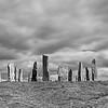 Callanish Stones, Callanish, Isle Of Lewis, Outer Hebrides, Scotland.