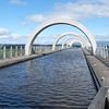 The Falkirk Wheel.